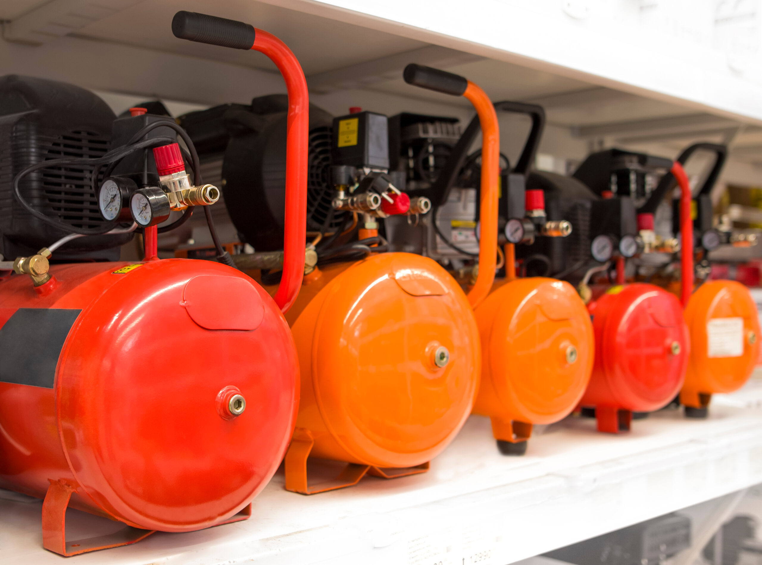 3 Significant Industries That Require Air Compressors